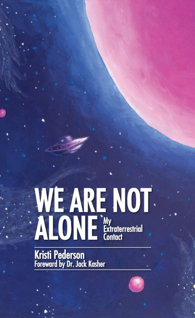 We Are Not Alone cover (002)